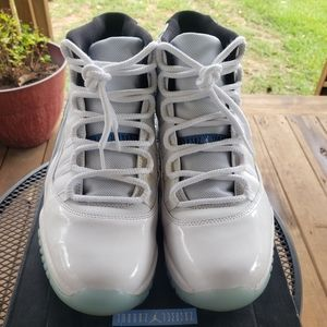 2014 Legend Blue Jordan 11s